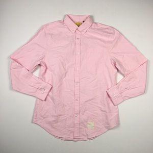 Five Four x Poggy the Man Dress Shirt Sz M A5117